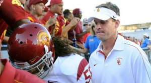 USC Fires Head Coach Lane Kiffin