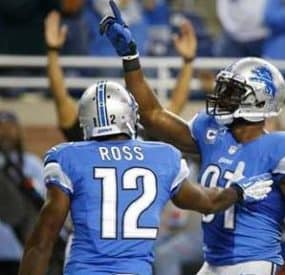 Calvin Johnson Grabs 329 Yards In Lions' Win Highlight of NFL Sunday