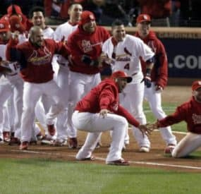 Cards-Red Sox 2013 World Series Starts Tonight