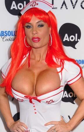 Coco Austin Nurse Costume