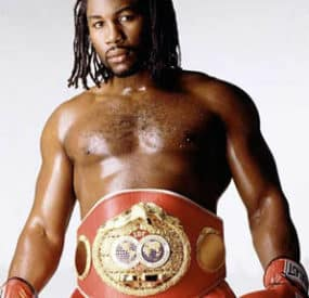 For $100M Lennox Lewis Will Fight Again