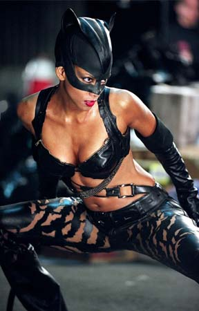 Halle Berry Catwoman Costume