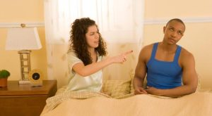 How to Deal with a Nagging Woman