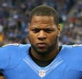 Ndamukong Suh Fined Again; Nothing New For Lions' Star