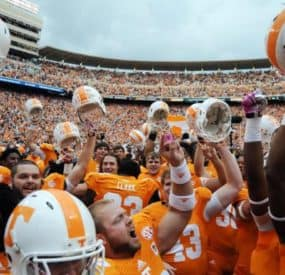 Upset Filled Saturday In College Football