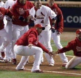 World Series Game 3 Ends On Weird Call