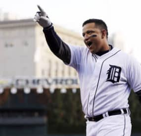 Baseball MVPs Announced; Miguel Cabrera Wins Again