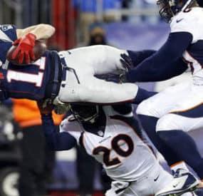 Brady, New England Patriots Rally To Shock Denver Broncos In OT