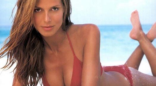 Heidi Klum Sports Illustrated Swimsuit