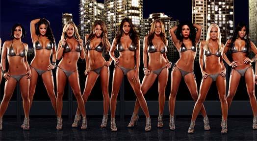 Miami Heat Hottest Cheerleaders