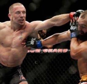 St-Pierre Wins UFC 167 On Controversial Split Decision