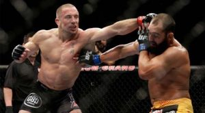 St-Pierre Wins UFC 167 On Controversial Split Decision