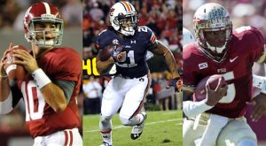 2013 Heisman Trophy Finalists Named