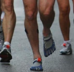 Barefoot Running Shoes - Do they Work?