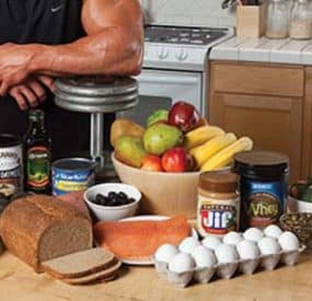 Big Eating for Optimal Muscle Gain