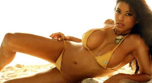 hottest MMA ring girls