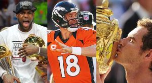 A Look Back At The 2013 Year In Sports