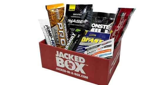 Jacked in a Box: Supplements Review