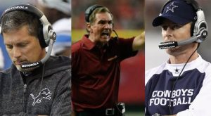 NFL Coaches On The Hot Seat