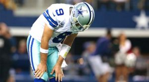 Tony Romo Has Back Surgery, Out For The Season