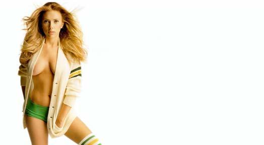 Scarlett Johansson Sexiest Women 2013