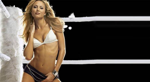 Stacy Keibler Sexiest MMA Divas