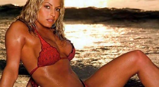 Trish Stratus Sexiest WWE Divas