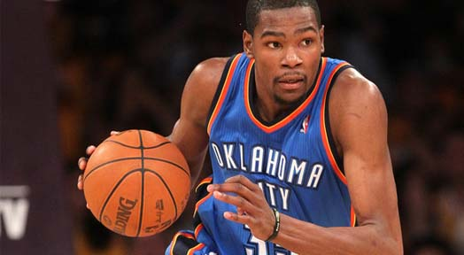 Kevin Durant Does It Again; Thunder Beat Heat
