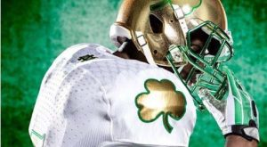 Under Armour Reaches Historic Deal With Notre Dame