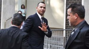Alex Rodriguez Files Suit Against MLB