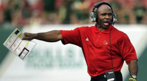 Charlie Strong Expected To Be Named Next Head Coach At Texas
