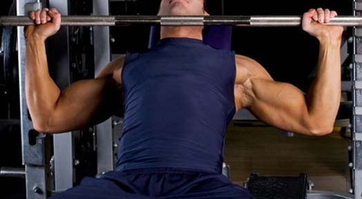 Incline Bench Exercises incline dumbbell press