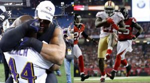 Sunday's NFL Division Championship Games Could Be Epic