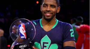 East Breaks NBA All-Star Game Drought, Irving Wins MVP