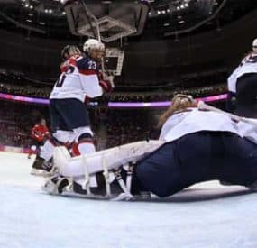 U.S. Women's Hockey Watches Gold Medal Slip Away