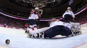 U.S. Women's Hockey Watches Gold Medal Slip Away