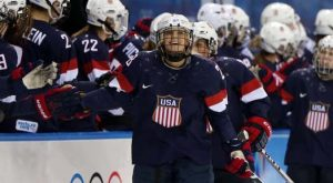 US Olympic Hockey Team USA Advances To Semifinals With 5-2 Win Over Czech Republic