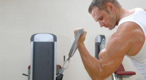 Balanced Weight Training for Men over 40