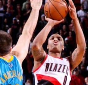 Damian Lillard To Make NBA History