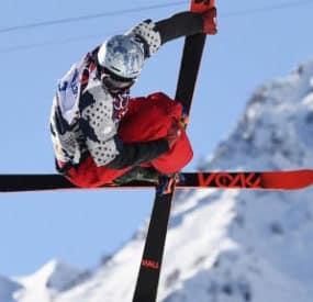 U.S. Men Sweep Slopestyle Ski Event At the Sochi Winter Olympics