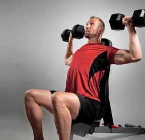 Weight Training Workouts for Tall Men