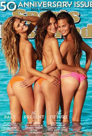 Sexiest SI Swimsuit Covers