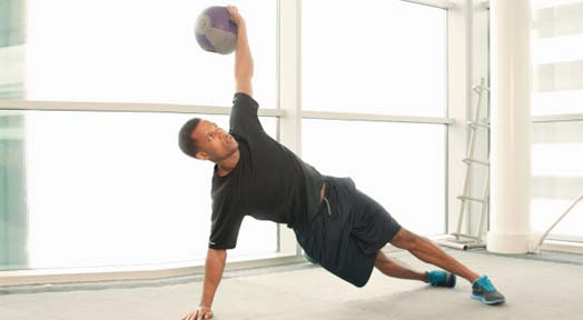 Anti-Rotation Exercises to Firm Your Core