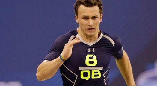 Johnny Manziel Inks Deal With Nike