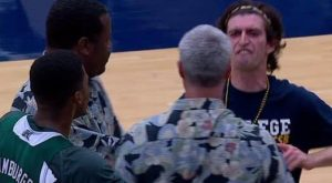 UC Santa Barbara Fan Who Confronted Coach Is Arrested