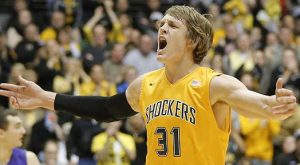 Wichita State Falls; Sweet Sixteen Set