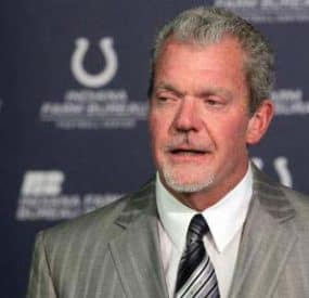 Jim Irsay Indianapolis Colts Owner Arrested on Sunday
