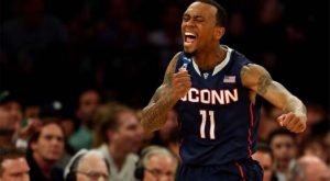 UConn, Kentucky Win; 2014 Final Four Is Set