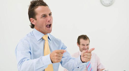Four Ways to Help You Deal with an Office Jerk