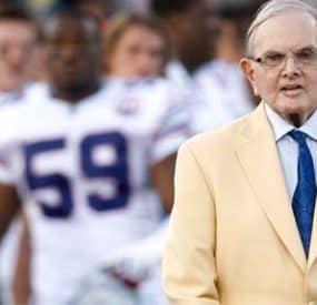 Bills Owner Ralph Wilson Dies At Age 95